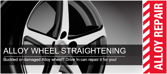 Alloy Wheel Straightening